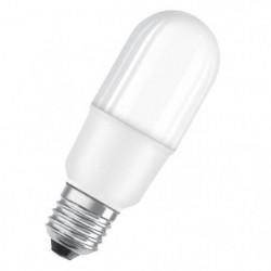 OSRAM Ampoule LED E27 stick dépolie 7 W équivalent à 53 W bl