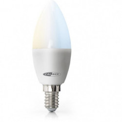 CALIBER HWL1201  Ampoule LED intelligente E14 blanc froid a