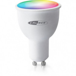 CALIBER HWL5101  Ampoule LED intelligente GU10 blanc froid a