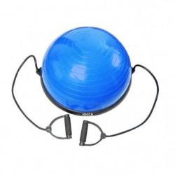 JOCCA Bosu Balance Trainer avec Élastiques Latéraux