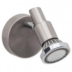 Applique spot LED Ryan hauteur 11 cm diametre 8 cm GU10 5W a