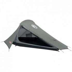 COLEMAN Tente Bedrock 2 - 2 Personnes - Vert et Gris
