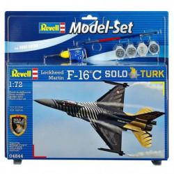 "REVELL Model-Set F-16 C ""SOLO TÜRK"" - Maquette"