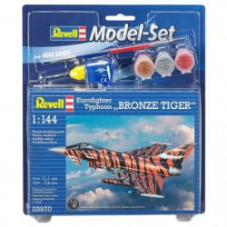 "REVELL Model-Set Eurofighter""Bronze Tig - Maquette"