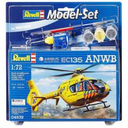 REVELL Model-Set Airbus Heli EC135 ANWB - Maquette