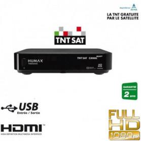 HUMAX TN8000HD  Récepteur satellite TNTSAT HD