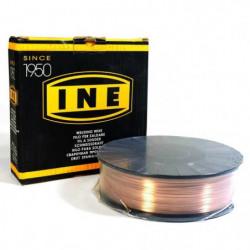 INE Bobine de fil a souder acier Mig-Mag Ø0,8 mm 400 g