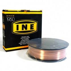 INE Bobine de fil a souder acier Mig-Mag Ø1 mm 5 kg