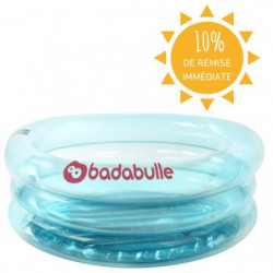 BADABULLE Baignoire Gonflable Lagon