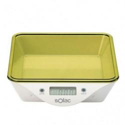 SOLAC Balance de cuisine haute précision électronique