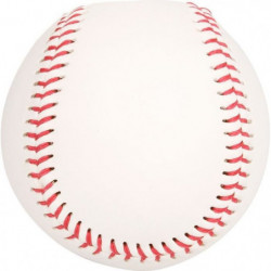 ABBEY Balle de baseball - Blanc