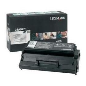 LEXMARK Cartouche toner 08A0478 - Compatible E320/E322