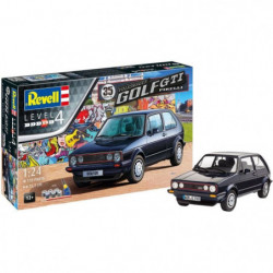 "REVELL Maquette Voitures ""35 Years VW Golf GTI Pirelli"" 5694"
