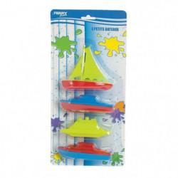 4 Minis bateaux