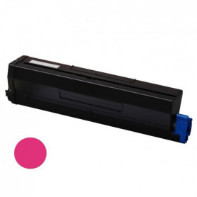 OKI Cartouche de toner compatible avec  C810, C830 - Magenta
