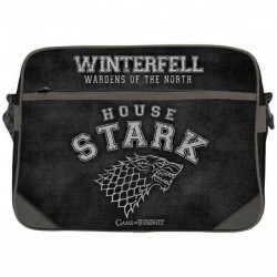 Sac besace full print Game Of Thrones - Maison Stark - Vinyl