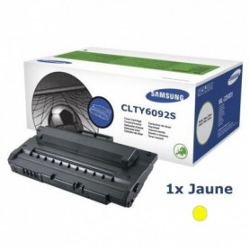 SAMSUNG Cartouche de toner CLT-Y6092S - Jaune