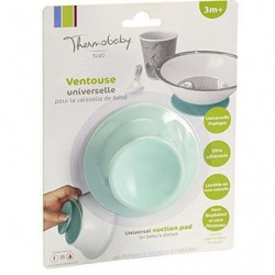 THERMOBABY Ventouse universelle - Vert céladon