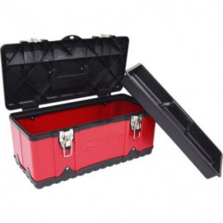KS TOOLS Boîte a outils bimatiere 47x23,8x20,3cm