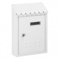Boîte aux lettres thésée blanc