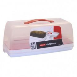 CURVER Boîte a cake rectangulaire