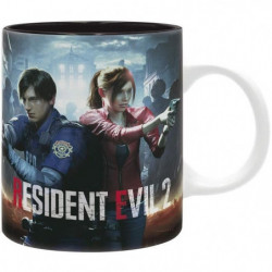 Mug Resident Evil - 320 ml - RE 2 Remastered - subli - avec