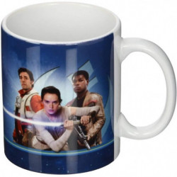 Mug Star Wars - 320 ml - New Resistance - subli - boite - AB