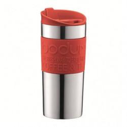 BODUM - TRAVEL MUG - Mug de voyage isotherme en inox double