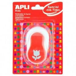 APPLI Perforatrice Fantaisie pour Mousse - Tulipe