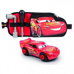 CARS 3 Smoby Ceinture Outils/Voiture Flash McQueen