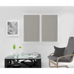 SOLEIL D'OCRE Paire de Brise bise Noémie - 60 x 120 cm - Tau