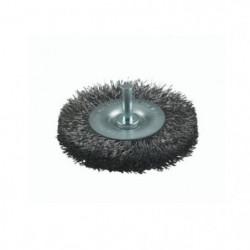 Bosch Disques De Brosse 10 mm inoxydable 0,3 mm 4500 tr//min 70 mm ondulés