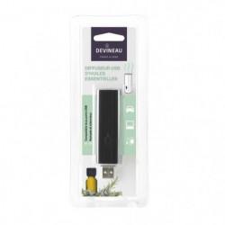 DEVINEAU Diffuseur d'huiles essentielles clé USB nomade - No