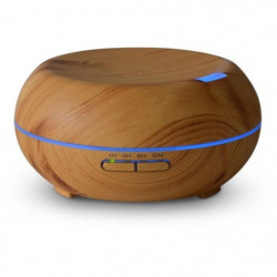 ZEN AROME Diffuseur d'huiles essentielles ultrasonique Woody