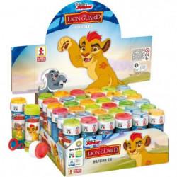 DULCOP 36 Tubes Bulles a savon Roi Lion - 60ml
