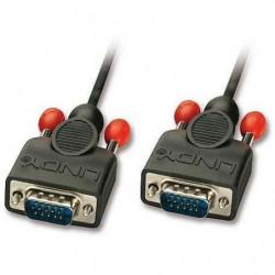 LINDY Câble VGA sans ferrites, mâle / mâle - 1m
