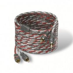 MTX Câble RCA StreetWires ZNX3.2 3 m Symétrique 100% Cuivre