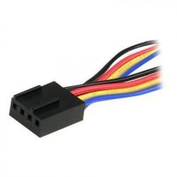 Câble en Y pour ventilateurs 4 broches de 31 cm - Câble répa