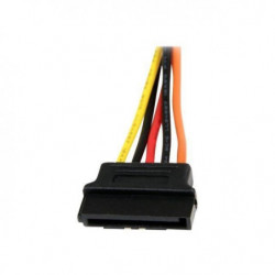 Câble répartiteur en Y d'alimentation SATA - 15 cm - Câble d