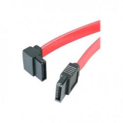 Câble SATA a angle gauche de 30 cm - Câble SATA a angle gauc