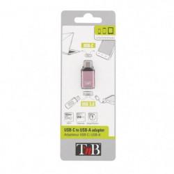 TNB Adaptateur USB C vers USB-A 3.0 USB type C vers USB-A 3.