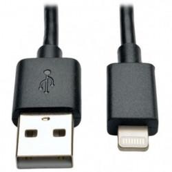 Tripplite Câble USB pour Iphone 6 - 30 cm - Noir