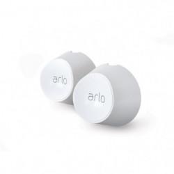 Accessoire Arlo Ultra - Pack de 2 Supports magnétiques pour