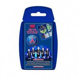 TOP TRUMPS - Paris Saint Germain PSG - Jeu de cartes - Versi