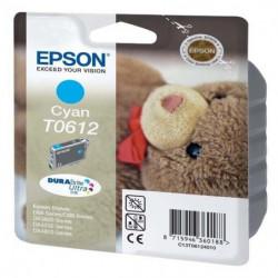 Epson T0612 Cartouche d'encre Cyan