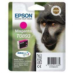 Epson T0893 Singe Cartouche d'encre Magenta