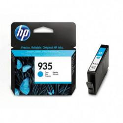 HP 935 Cartouche d'encre Cyan authentique (C2P20AE)