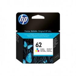 HP cartouche d'encre 62 - Tricolore - Capacité standard
