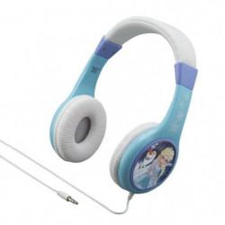 REINE DES NEIGES casque audio enfant Kidsafe - Arceau réglab