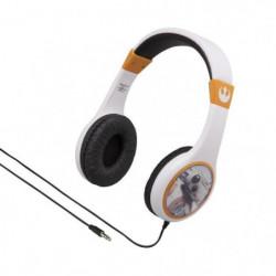 STARWARS casque audio enfant Kidsafe - Arceau réglable pour